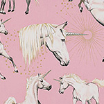 Stars of the Unicorn - Unicorns in Pink