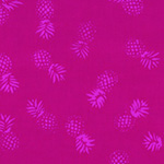 Indah Batiks - Pineapples in Cool-Aide
