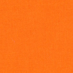<h2>Kona Cotton Solid - Orange</h2>