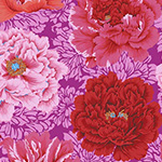 Kaffe Fassett Collective - Brocade Peony in Hot
